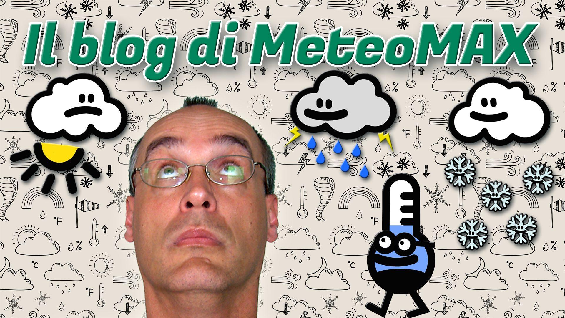 Il blog di MeteoMAX